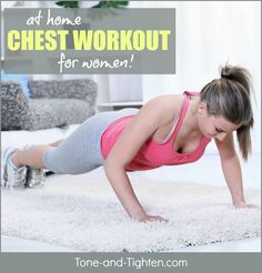 High intensity interval training (HIIT) exercises are an effective way to get fit and shed pounds. Plus, they can help you fit in a workout when your Full Body Workouts, Full Body Workout No Equipment, Chest Workouts, Chest Exercises, Gym Equipment, Chest Workout At Home, Chest Workout Women, Kettlebell Training, Interval Training