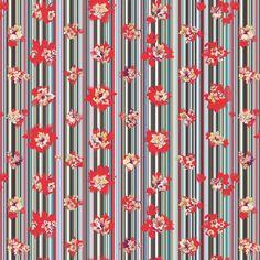 Mushaboom Design, Spalliera, colour Felecity, textile design, upholstery design, fabric design, pattern, fabric, Maison et Objet, Paris