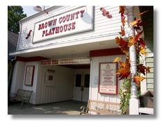 Brown County Playhouse and other things to do in Nashville