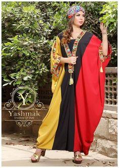 عباية من الكريب السعودي – QuickBuy Sari, Womens Fashion, Dresses, Saree, Vestidos, Women's Fashion, Dress, Woman Fashion, Gown