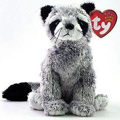 Bandito - Raccoon - Beanie Babies