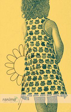 Shirtkleid aus leichtem Jersey High Neck Dress, Baby, Dresses, Fashion, Curve Dresses, Turtleneck Dress, Gowns, Moda, La Mode