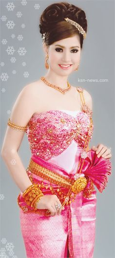 Asia Finest  Traditional Cambodian Dress