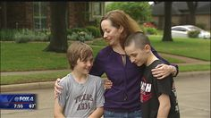 A family from Coppell has been through two major health scares with their boys. It's now their mission to share their story of hope and healing. They talked to FOX 4's Lauren Przybyl about their journey and Children's Health in Dallas.