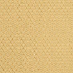 Sicily Curtain Fabric Gold