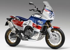 Honda africa twin Classic