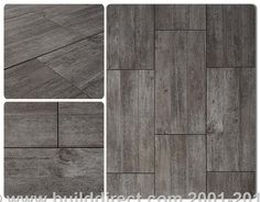 BuildDirect: Porcelain Tile Porcelain Tile   Driftwood Series    Manhattan