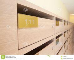 apartment mailbox design - Google Search