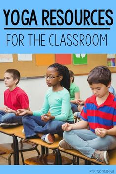A great list of resources to get started using yoga in your classroom (or home or therapy)! There is everything from YouTube channels, to themes, to kids yoga websites. I love this resource!