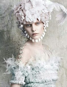 Fashion Art Haute Couture