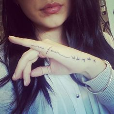 cool side hand tattoos - Google Search