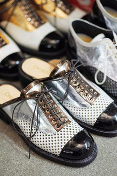 Chanel Resort 2017 #shoes