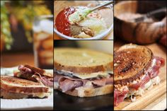 Mississippi Kitchen: The Classic Reuben Sandwich The sauce is great, and stores good in the fridge.