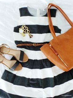 Hi Sugarplum   Stripes, Leopard & Cognac