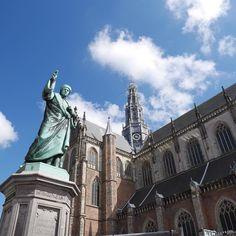 Fijn weekend Joe #haarlem #haarlemcity #haarlemcityblog #laurens #bavokerk #grotemarkt #dutch #weekend