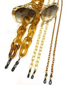 Correntes para óculos De Laurentis Big, pequena e mini...