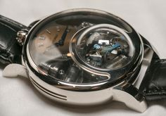 Jaquet Droz The Charming Bird Automaton Watch Sings And Dances