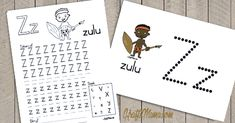 W vir Walvis Kleimat en Werkskaart - KraftiMama Grade R Worksheets, Alphabet Worksheets, Preschool Worksheets, Printable Alphabet Letters, Alphabet For Kids, Teaching Activities, Preschool Learning, Afrikaans Language, Letter B