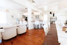 Beautiful tips for decorating/designing your kitchen via Lynne Knowlton of Design The Life You Want To Live