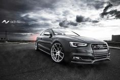 Audi On Avant Garde Wheels Audi S6, Bike Wheel, Audi Cars, Car Tuning, My Ride, Car Car, Hot Cars, Audi Quattro, Cars Motorcycles