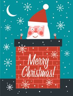 Xmas Cards on Behance