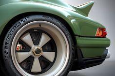 1990 Singer Porsche 964 DLS   HiConsumption
