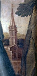 Pietro Paolo Sensini, San Pietro, 1589.