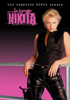 Based on the cult motion picture of the same name, the sexy, stylish spy series La Femme Nikita ran from 1997 to 2001 on the USA network. Starring Peta Wilson as Nikita, the series saw a young woman framed for murder and given a choice: be sentenced Peta Wilson, Movies Point, Spy Shows, Nostalgia, Strong Female Characters, Watch Tv Shows, Episode Online, Tv Episodes, Best Tv