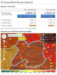Priximmo, le blog d'actus   Des prix immobiliers stables au centre de Rennes : immobilier prix – Comme dans la plupart des marchés de l'immobilier français, le marché de Rennes a perdu beaucoup de sa force d'antan depuis le début de l'année 2012. Il subit actuellement les effets manifestes d'un cycle baissier de l'immobilier, [...]