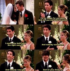 Oh Ross.. lol.