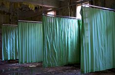abandoned astlum party - Google Search