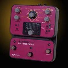 HelloMusic: Source Audio Pedal Soundblox Pro PolyMod Filter