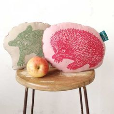 Australiana inspired kids pillows