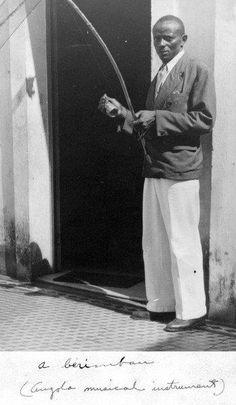 Mestre Bimba, ano de 1938, (foto Ruth Landes)