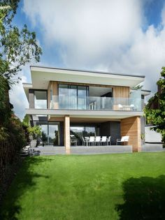 Tranquility house by AR Studio in England