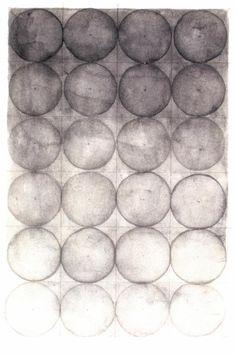 eva hesse drawings