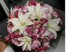 Fotos de casamentos e bouquet
