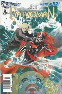DC Batwoman comic issue 3 The new 52