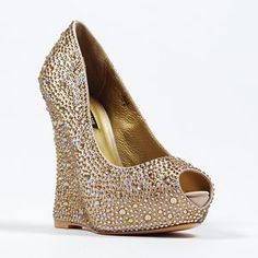 benjamin adams cali-champagne champagne  Wedding Shoes