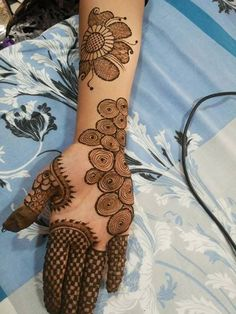 #mehendi #henna #design #art #pretty