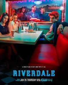The CW has released the Riverdale TV show's season one key art poster. Do you plan to check out this new dark adaptation of the Archie Comics? Tell us.