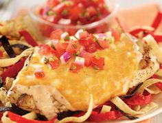 Applebee's Fiesta Lime Chicken