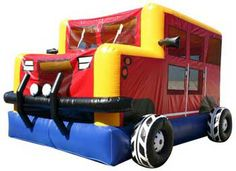 Hummer Bounce House Rental $125 19L x 16W x 15H 281-290-9349