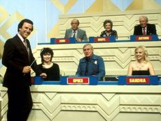 Blankety Blank - when game shows were about the taking part and the prizes were utter crap! LOL