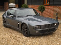 OMG! This was one of my fav's for years. I drove one and it was a dream, with power to spear: 2005 Jensen Interceptor GT V10 by Art Custom (1/2)