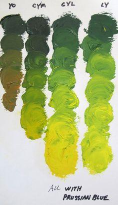 Color Concept - John Pototschnik Fine Art