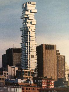 Manhattan Real Estate, Multi Story Building