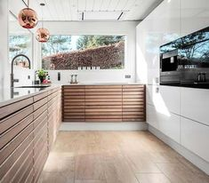 Dining Area, Kitchen Dining, Kitchen Cabinets, House Of Lords, Interior Design Inspiration, Scandinavian Design, Interior Architecture, Ideal Home, Ikea