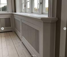 Home Radiators, Living Room Lounge, Diy On A Budget, Interior Design Inspiration, Home Bedroom, Built Ins, Home Remodeling, Diy Home Decor, Furniture Design