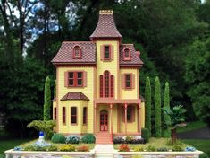 Victorian Dollhouses Gallery